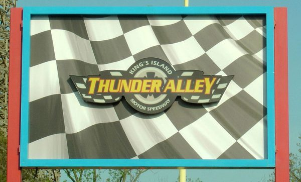 Kings Island Thunder Alley