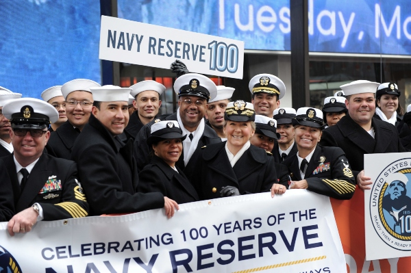 Navy Reserve Pay