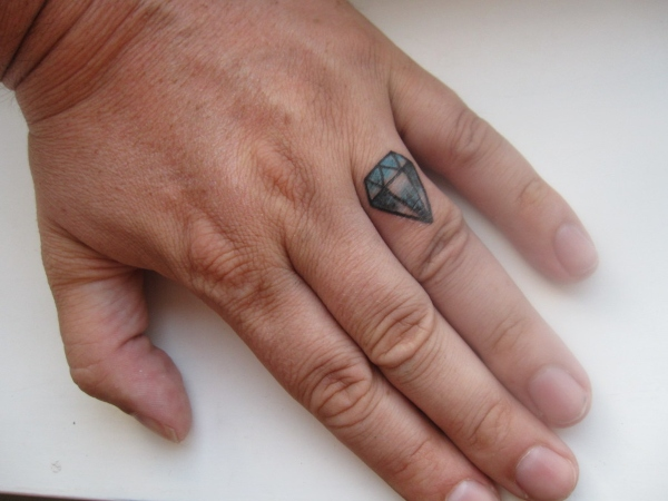 navy ring tattoos