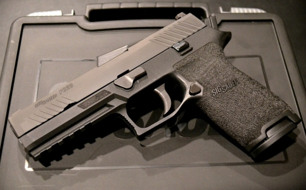sig sauer military discount