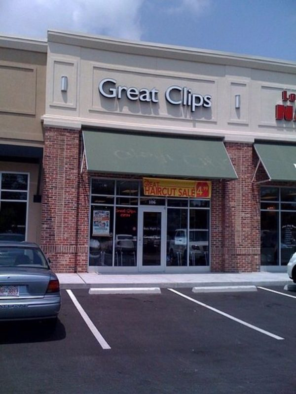 great clips location