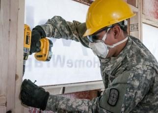 Army Carpentry and Masonry Specialist - MOS 12W