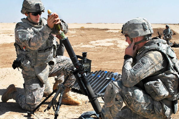 Army Indirect Fire Infantryman - MOS 11C