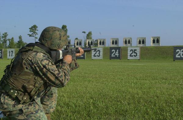 marine corps school of infantry