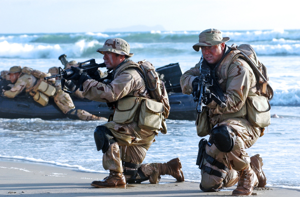 navy seal pay