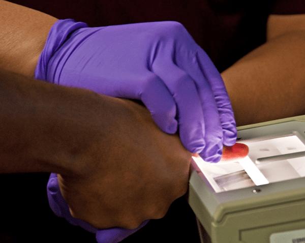 MEPS Fingerprint