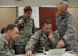 best air force officer jobs