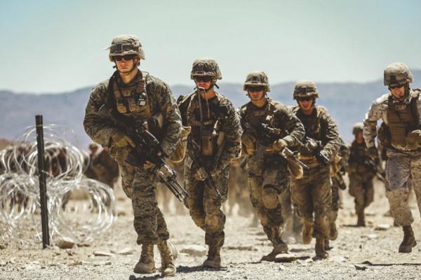 marine corps vs. army