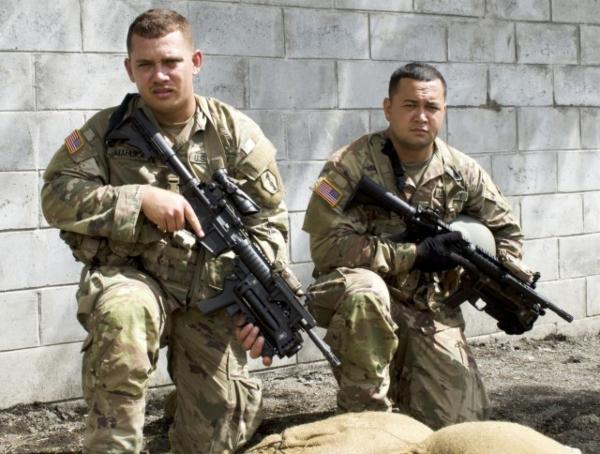 marines versus army