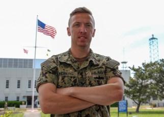 navy intelligence officer
