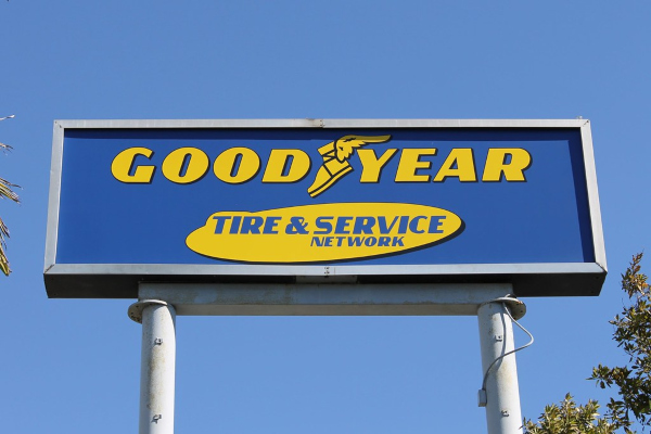 goodyear tires military discount
