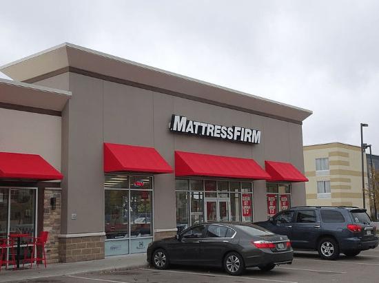 mattress firm military discount