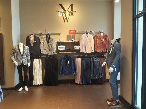 men's wearhouse military discount