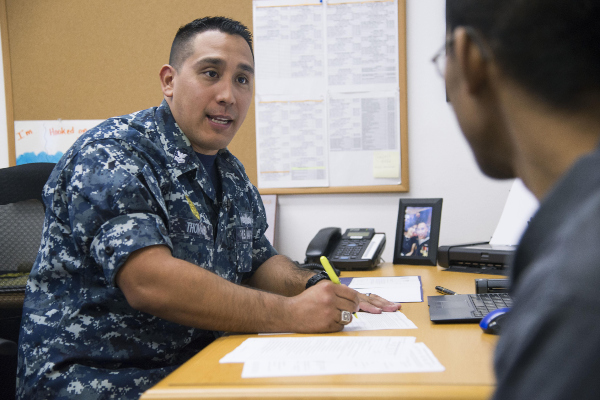 navy recruiter near me