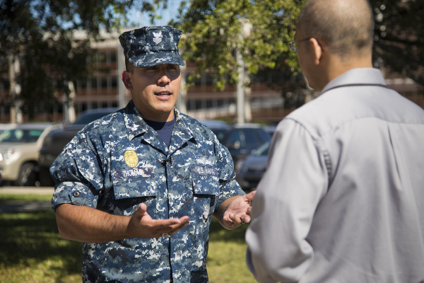 navy recruiting office