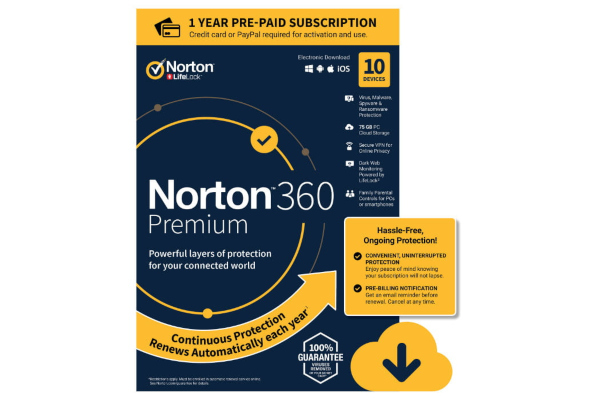norton military discount