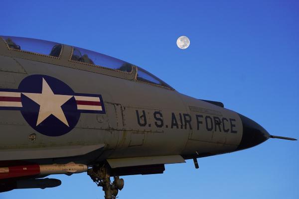 talk to an air force recruiter