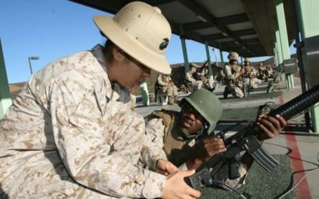 Marine Corps Combat Marksmanship Coach - MOS 0933