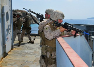 Marine Corps Security Force - MOS 8152