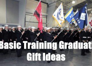 boot camp - basic training graduation gift ideas
