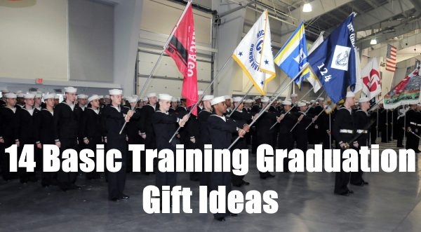boot camp - basic training graduation gift ideas