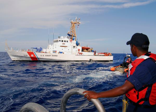 us coast guard requirements