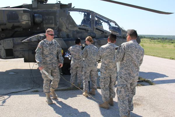 army aviation mos