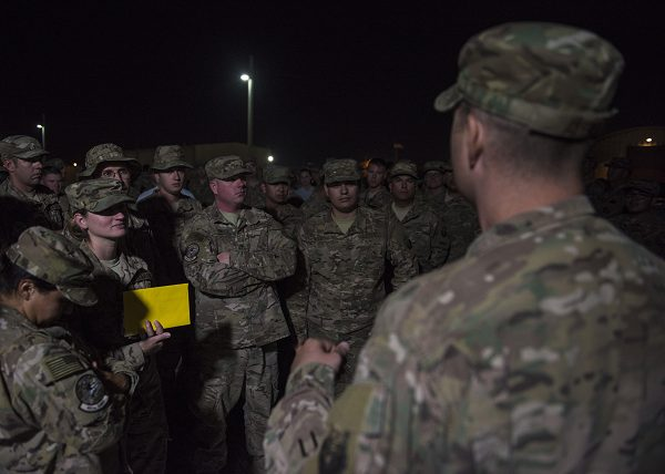 Airmen Strengthening spiritual resiliency with Military Bible Verses