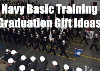 navy boot camp graduation gift ideas