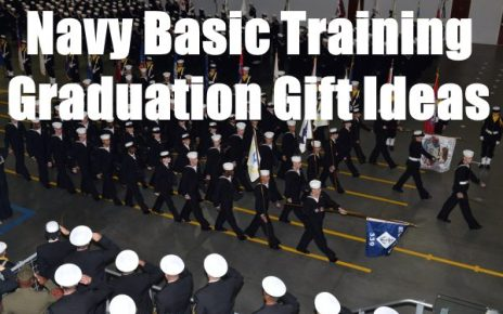 navy boot camp graduation gift ideas