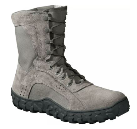 Rocky Mens Sage Green S2V military boots