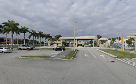 army garrison in miami - army bases in florida