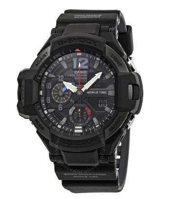 casio g shock gravitymaster military watch