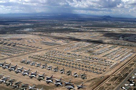 davis monthan air force base in arizona
