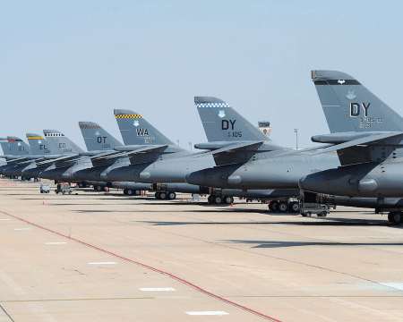 dyess air force base in texas