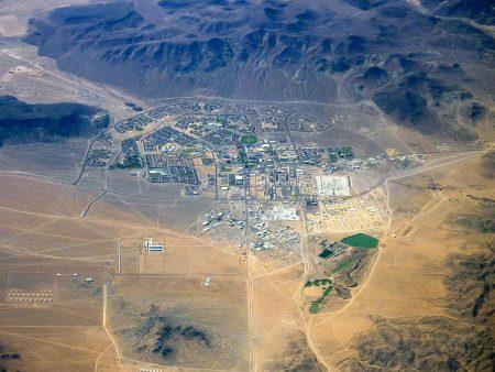 fort irwin army base in california