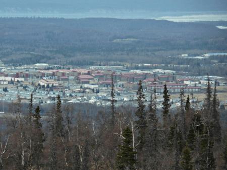 fort richardson in alaska