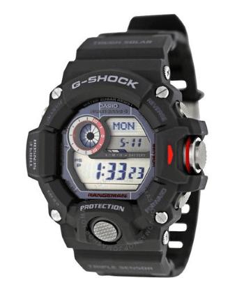 g shock rangeman military watch