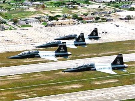 laughlin air force base in texas