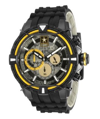 us army chronograph quartz tactical watch