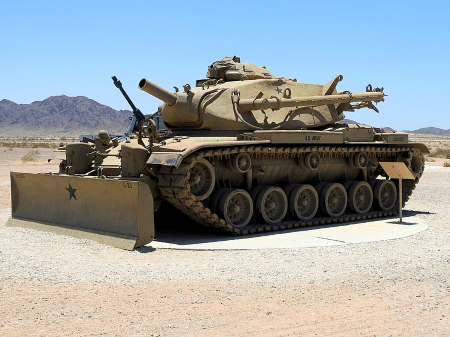 yuma proving ground - military bases in arizona