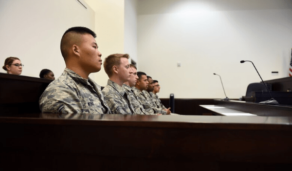 bad conduct discharge is determined via the court martial process