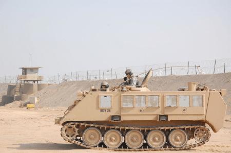 camp bucca in iraq