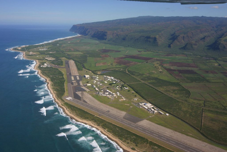 Pacific Missile Range Facility Barking Sands