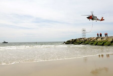USCG Station East Moriches
