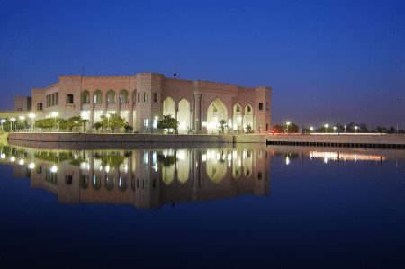 victory base complex in baghdad iraq
