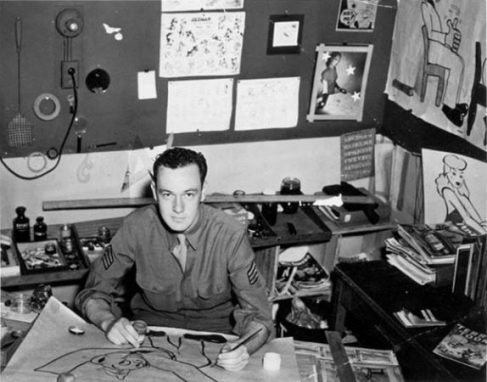 Stan Lee served in the military