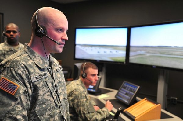 To be an air traffic controller you need a high asvab st score