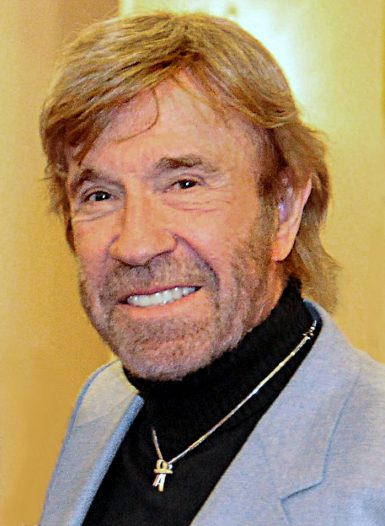 chuck norris actually did serve in the military