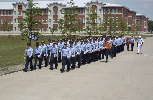 navy boot camp schedule